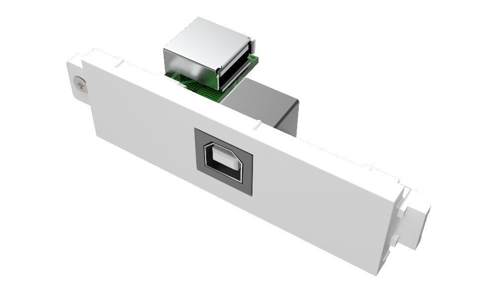 MODULO USB B TECHCONNECT TC3_0
