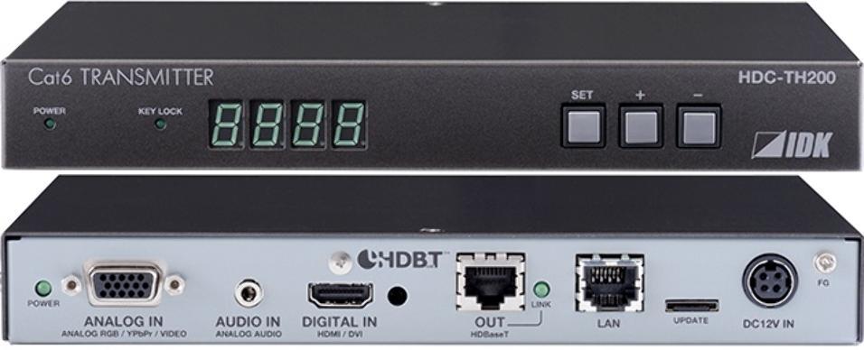 TRANSMISOR HDMI/VGA HDBASET 100 M._0