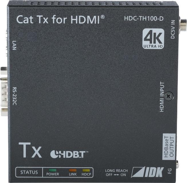 IDK EMISOR HDMI HDBASET 100 M_0