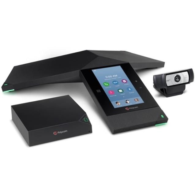 "POLYCOM REALPRESENCE TRIO 8500 COLLABORATION KIT - LYNC		""_0"