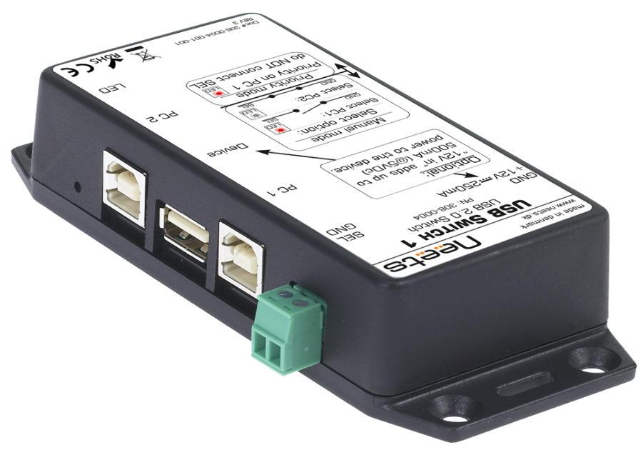NEETS USB SWITCH-1 USB 2.0 SWITCH_0